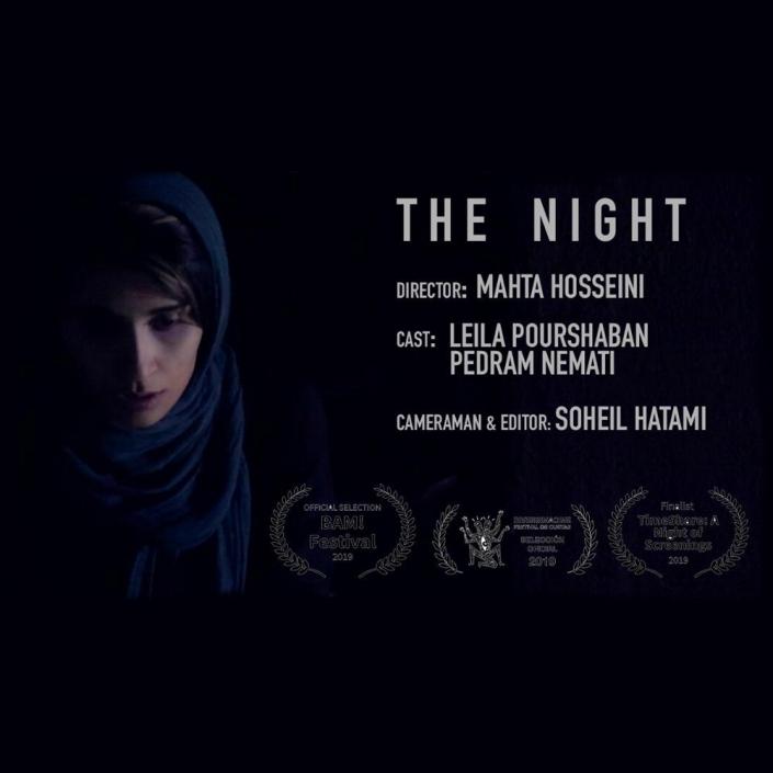 the night mahta hosseini